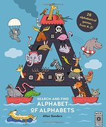 The Alphabet of Alphabets book