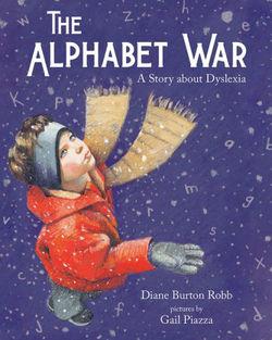 The Alphabet War book