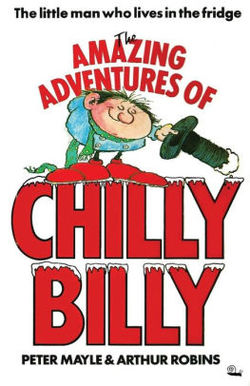 The Amazing Adventures of Chilly Billy book