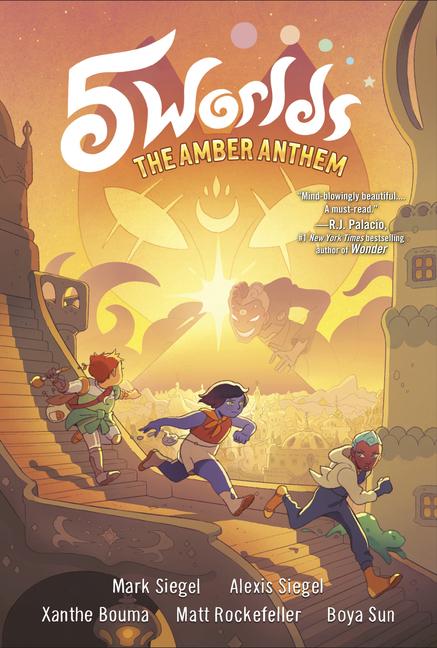 The Amber Anthem book
