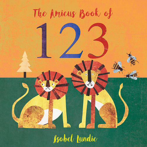 The Amicus Book of 123 book