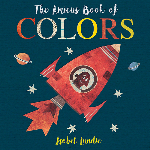 The Amicus Book of Colors book