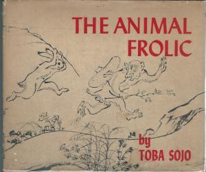 The Animals Frolic book