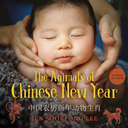 The Animals of Chinese New Year book
