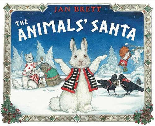 The Animals' Santa book