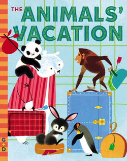 The Animals' Vacation book