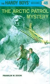 The Arctic Patrol Mystery book