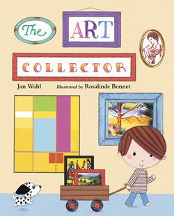 The Art Collector book
