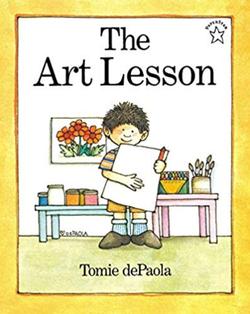 The Art Lesson Book