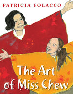 The Art of Miss Chew book