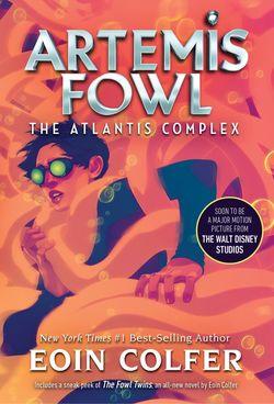 The Atlantis Complex book
