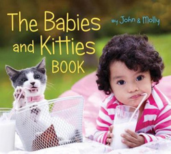 The Babies and Kitties Book book