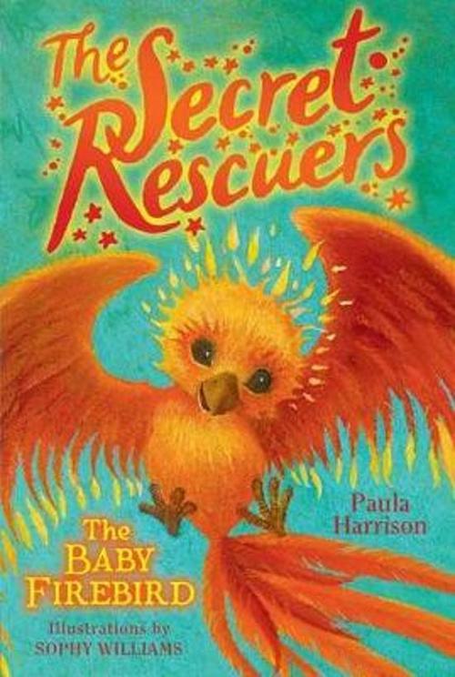 The Baby Firebird book