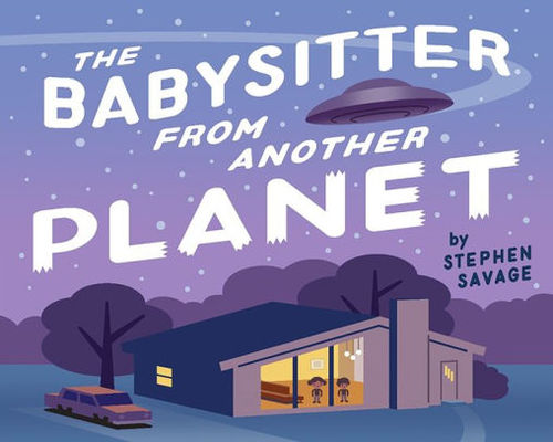 The Babysitter from Another Planet book