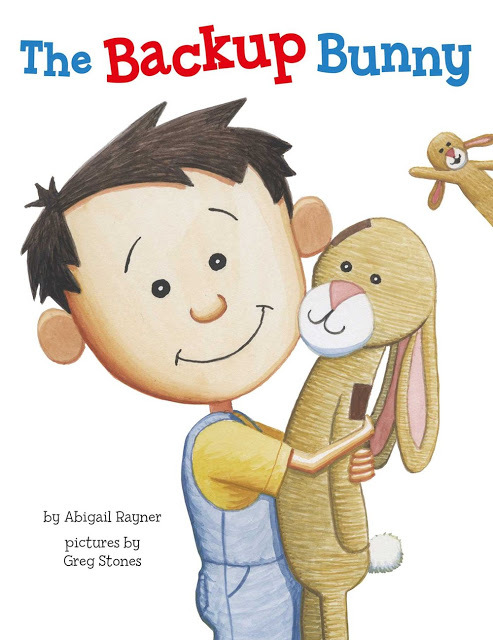 The Backup Bunny book