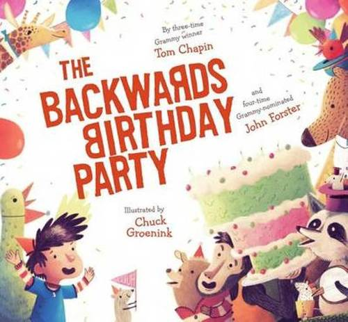 The Backwards Birthday Party book