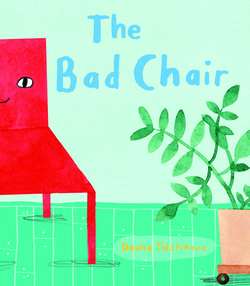 The Bad Chair book