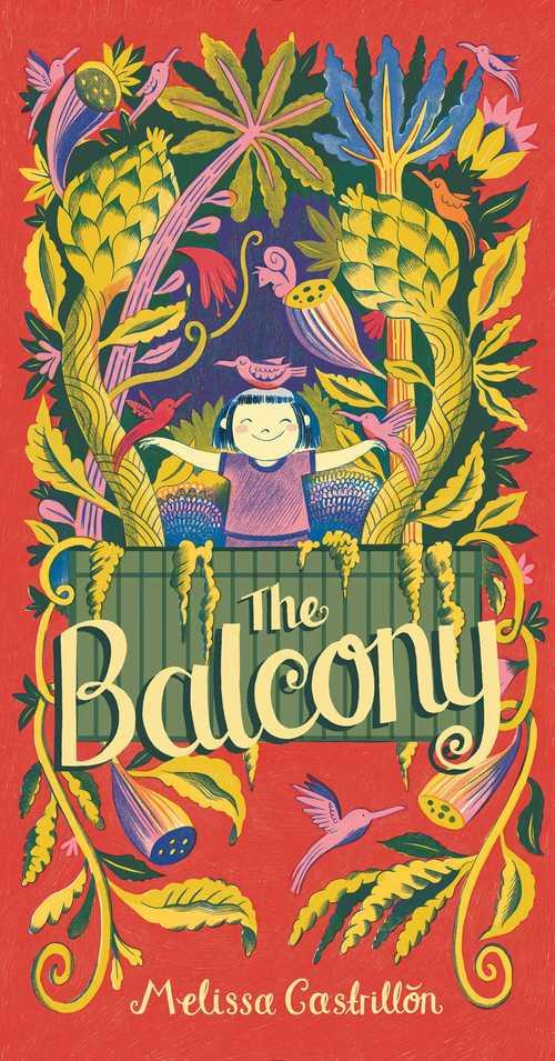 The Balcony book