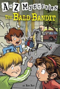 The Bald Bandit book