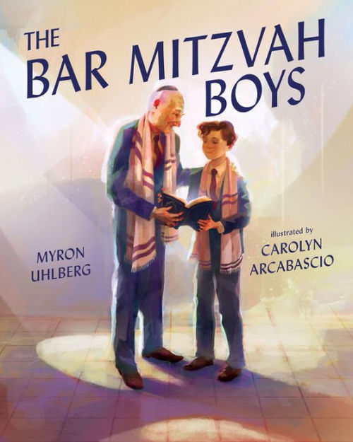 The Bar Mitzvah Boys Book