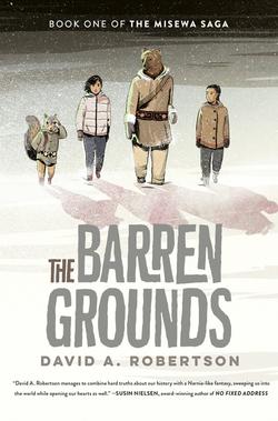 The Barren Grounds book