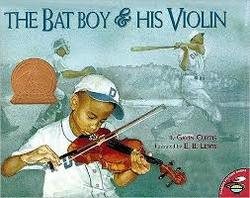 The Bat Boy and His Violin book
