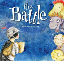 The Battle: Starting school can be scary sometimes! book