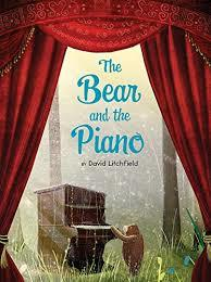The Bear and the Piano book