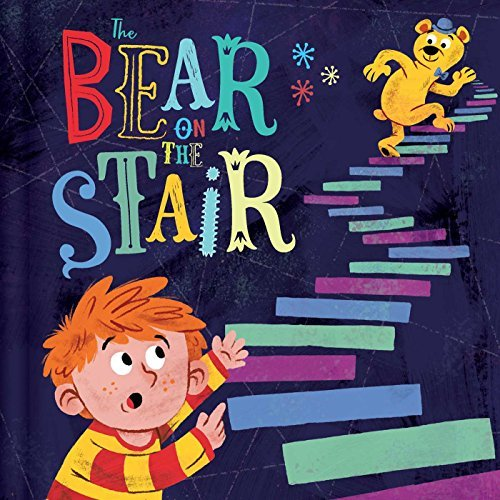 The Bear on the Stair book