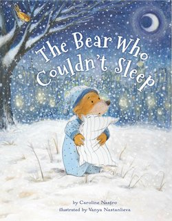 The Bear Who Couldn't Sleep book
