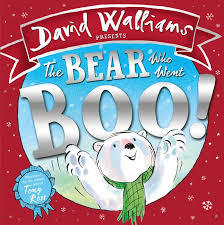 The Bear Who Went Boo! book