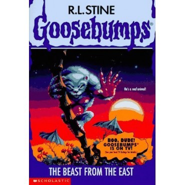 The Beast From The East book