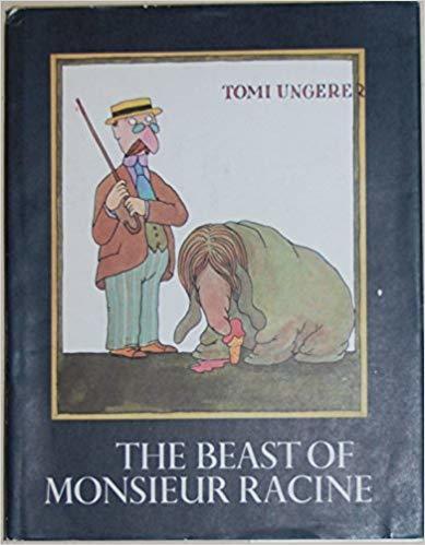The Beast of Monsieur Racine book