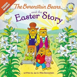The Berenstain Bears and the Easter Story book