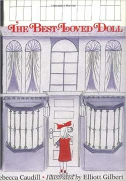The Best-Loved Doll book