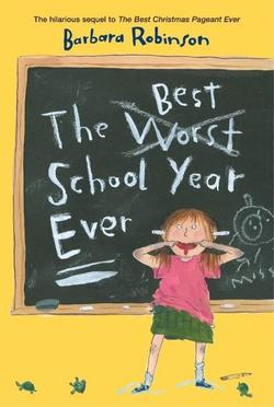 The Best School Year Ever book