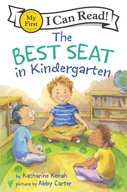 The Best Seat in Kindergarten book