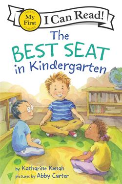 The Best Seat in Kindergarten book