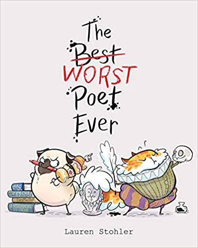 The Best Worst Poet Ever book