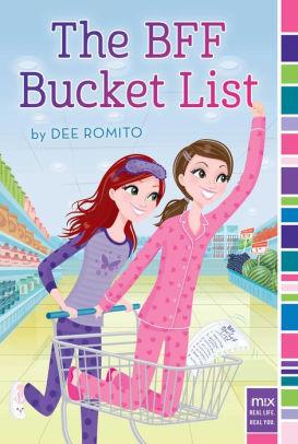 The BFF Bucket List book