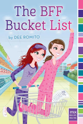 The BFF Bucket List book