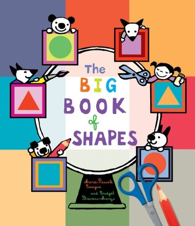 The Big Book of Shapes book