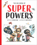 The Big Book of Superpowers book