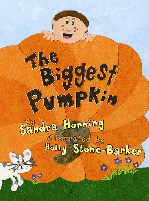 The Biggest Pumpkin book