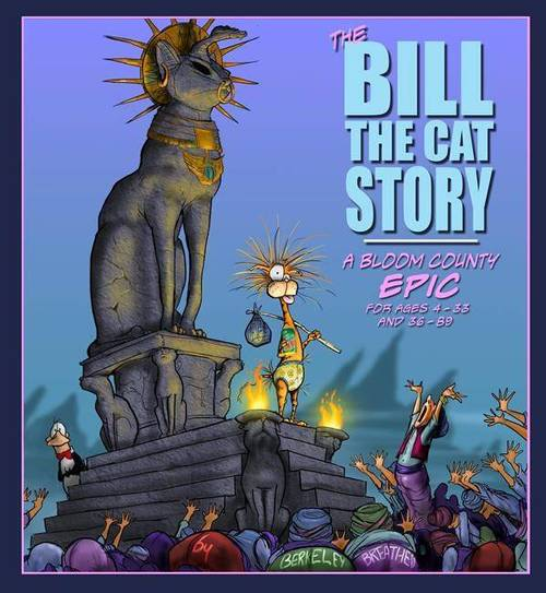 The Bill the Cat Story book