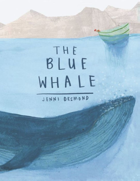 The Blue Whale book