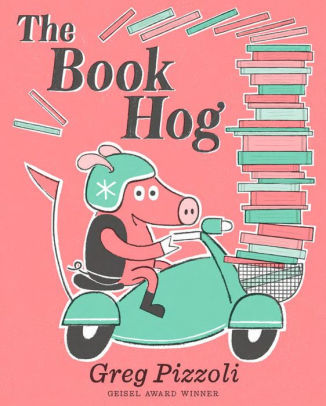 The Book Hog book