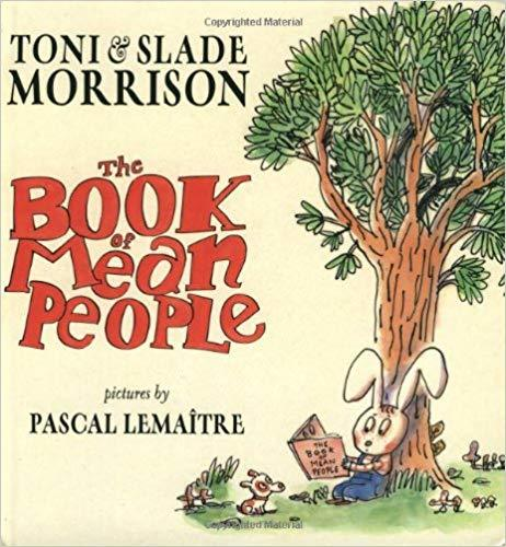 The Book of Mean People book