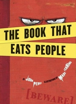 The Book That Eats People book