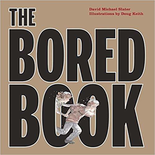 The Bored Book book